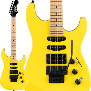 Fender Made in Japan Limited Edition HM Strat (Frozen Yellow/Maple)