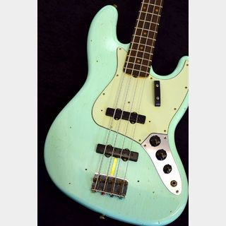 Fender Custom Shop 1962 Jazz Bass Journeyman Relic -Aged Surf Green- 【NEW】【本店】