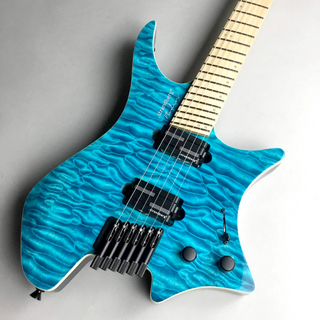 strandberg Boden J Standard6 Quilted Maple Turquoise blue