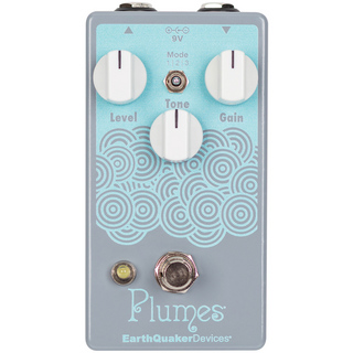 Earth Quaker Devices Plumes Mint Gray【田渕ひさ子とのコラボレーションカラー!!】