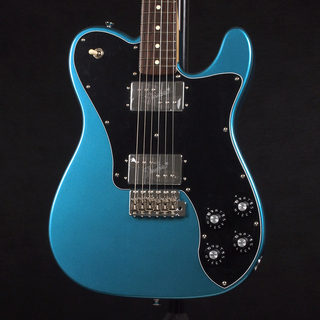Fender Made in Japan Limited 70s Telecaster Deluxe with Tremolo Lake Placid Blue