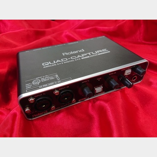 Roland QUAD-CAPTURE USB Audio Interface UA-55