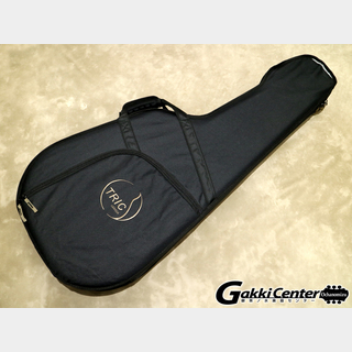 Fort GUITAR CASE Tric Parlor - Deluxe Black