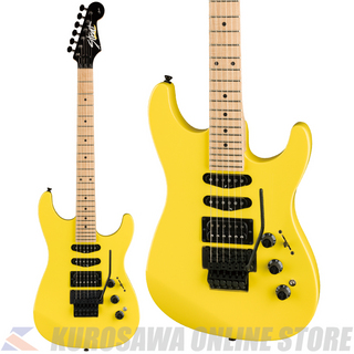 Fender Limited Edition HM Strat Maple Fingerboard -Frozen Yellow-【限定モデル】【送料無料】
