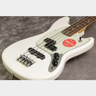 Fender Mexico Offset Series Mustang Bass PJ Olympic White【池袋店】