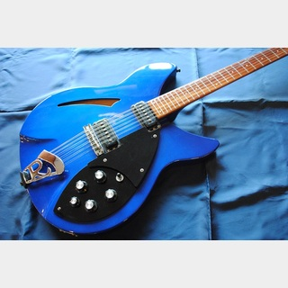Rickenbacker 330/12 Midnight Blue
