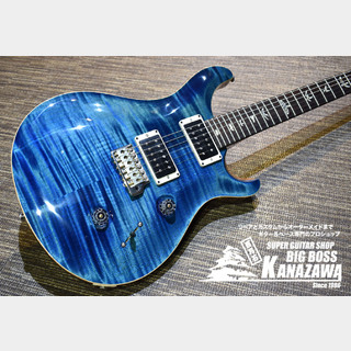 Paul Reed Smith(PRS) Custom 24 AQUAMARINE【美しいアクアマリンカラー】