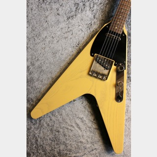 "RS Guitarworks TEE VEE ""Blackguard"" Butter Scotch Light Aged  #RS1018-15 【極音個体】"