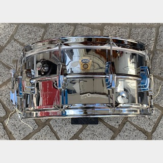 "Ludwig'59 Super Sensitive Conversion Model Heavy Brass Shell 14""×6.5"" 【激レア希少!】"
