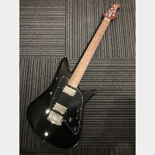 "MUSIC MAN Albert Lee HH Trem Black -St.Vincent Spec- ""Rose Wood Neck"""