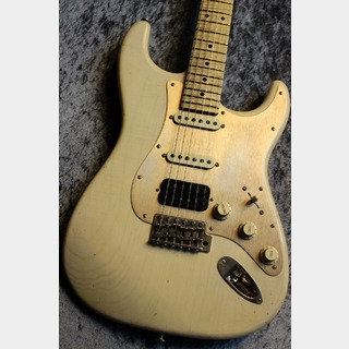 Luxxtone Guitars Choppa S Ash White Blonde Light Aged #0336【極音個体】【個体説明ページ】