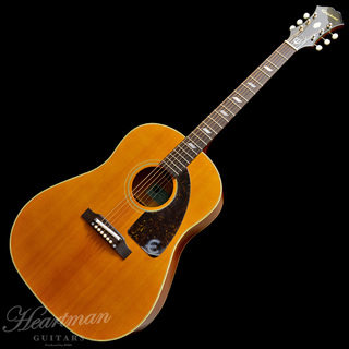 "Epiphone Limited Edition Elitist ""1964"" Texan [FT-79] (Vintage Amber)"