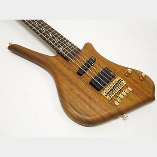 Warwick Dolphin Pro I 5st / Natural Oil Finish