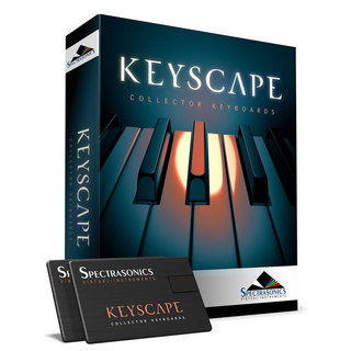 SPECTRASONICS Keyscape(USB Drive) SP