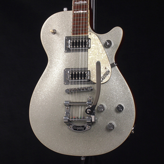 Gretsch Electromatic G5439T Pro Jet with Bigsby Silver Sparkle