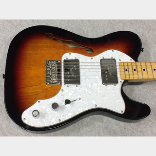 Squier by Fender Vintage Modified '72 Telecaster Thinline 【USED】