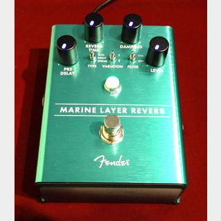 Fender Marine Layer Reverb 【9月20日まで送料無料】