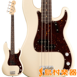 FenderAmerican Original '60s Precision Bass Olympic White プレシジョンベース