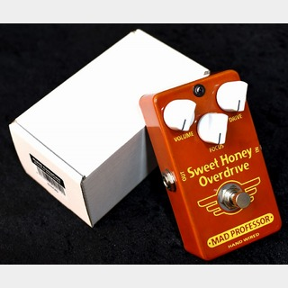 MAD PROFESSOR Sweet Honey Overdrive Hand Wired 【即納可能】【送料無料】【王道モデル】