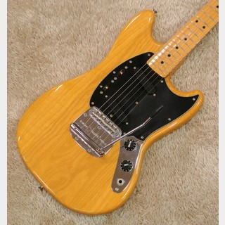 Fender Japan Mustang MG77 Vintage Natural 【中古品】