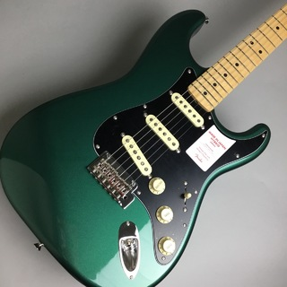 Fender (フェンダー)Made in Japan Hybrid 68 Stratocaster Sherwood Green Metallic 現物写真(送料無料)