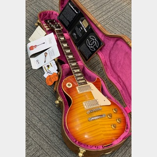 "Gibson Custom Shop【軽量&極上杢個体!】Collector's Choice #9 Vic DaPra 1959 Les Paul 9-0850 aka ""Believer Burst"""