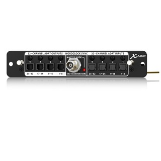 BEHRINGER X-ADAT X32用 ADAT / Wordclock Expansion Card 拡張カード