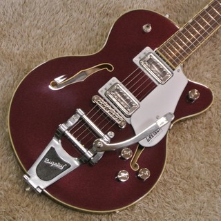 Gretsch G5655T Electromatic Center Block Jr. Single-Cut with Bigsby / Dark Cherry Metallic