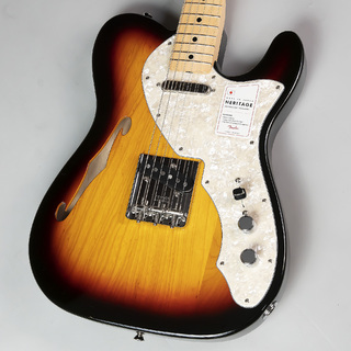 Fender HERITAGE 60s TELE THIN MN 3TS
