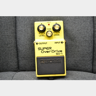 BOSS SD-1 SUPER Over Drive JAPAN ACA