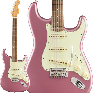 Fender Mexico Vintera '60s Stratocaster Modified (Burgundy Mist Metallic) [Made In Mexico]【特価】