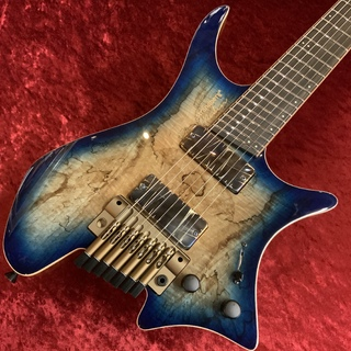 strandberg Boden J7T Standard -Natural Blue Burst-【Custom Order Model】【分割48回まで無金利対象品】