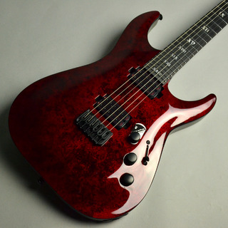 SCHECTER C-1 Apocalypse Red Reign<AD-C-1-FR-APOC/RDR>【国内2本】