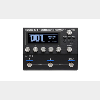 BOSS  [10/24発売] GT-1000CORE Guitar Effects Processor