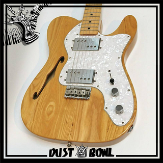 FenderClassic Series '72 Telecaster Thinline