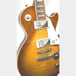 Epiphone Les Paul Standard Plus-top Pro / Honey burst