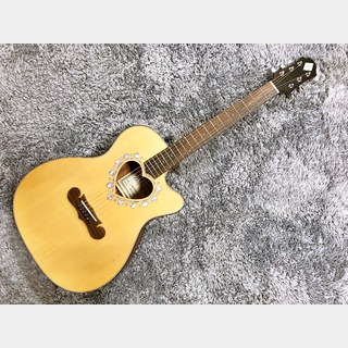 Zemaitis CAF-80HCW-NAT (Natural) 【エレアコ】