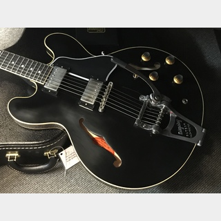 Gibson Custom Shop Limited Run 1961 ES-335 Reissue w/Bigsby VOS (#100730) Ebony