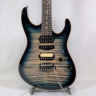 Suhr MODERN Faded Trans Whale Blue Burst