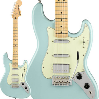 Fender Mexico Alternate Reality Sixty-Six [Made In Mexico] (Daphne Blue/Maple Fingerboard) 【4月下旬入荷予定】