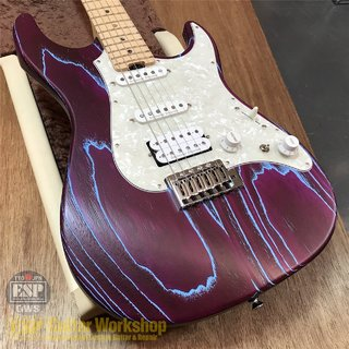 ESP SNAPPER-AS/M DRIFTWOOD Series 【Indigo Purple w/ Blue Filler】