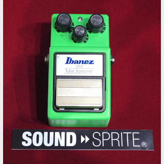 SOUND SPRITE TS9 Tube Screamer Mod 【受注受付】【当店オーダー品】