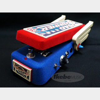 "Dr.No EffectsWAH pedal ""ROAD RUNNER"""