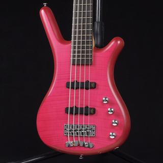 Warwick Rock Bass Corvette Classic Active Maple Top Limited Pink Satin