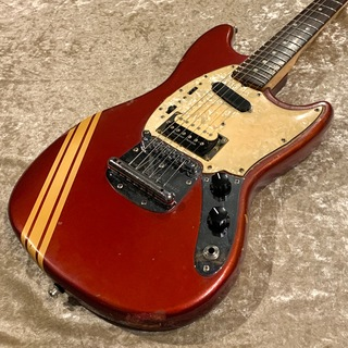 Fender 1971 Mustang Mod Competition Red【委託中古品】