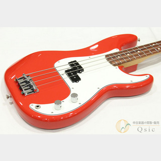 Fender Player Precision Bass Sonic Red 【返品OK】[MH081]