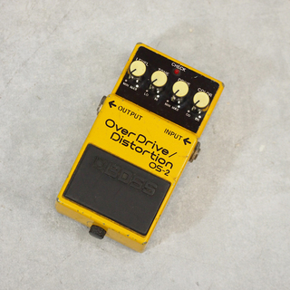 BOSSOS-2 Overdrive/Distortion