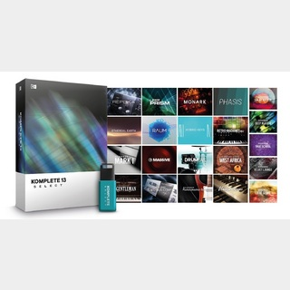 NATIVE INSTRUMENTS KOMPETE13 Select