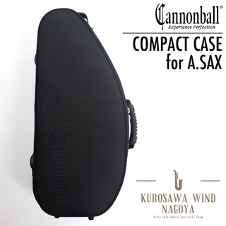"CannonBall COMPACT CASE for A.SAX ""コンパクトケース""【キャノンボール】【新品】【Wind Nagoya】"