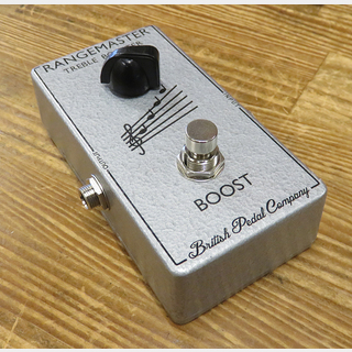British Pedal Company BPC Sound Ltd Compact Series Rangemaster Treble Booster